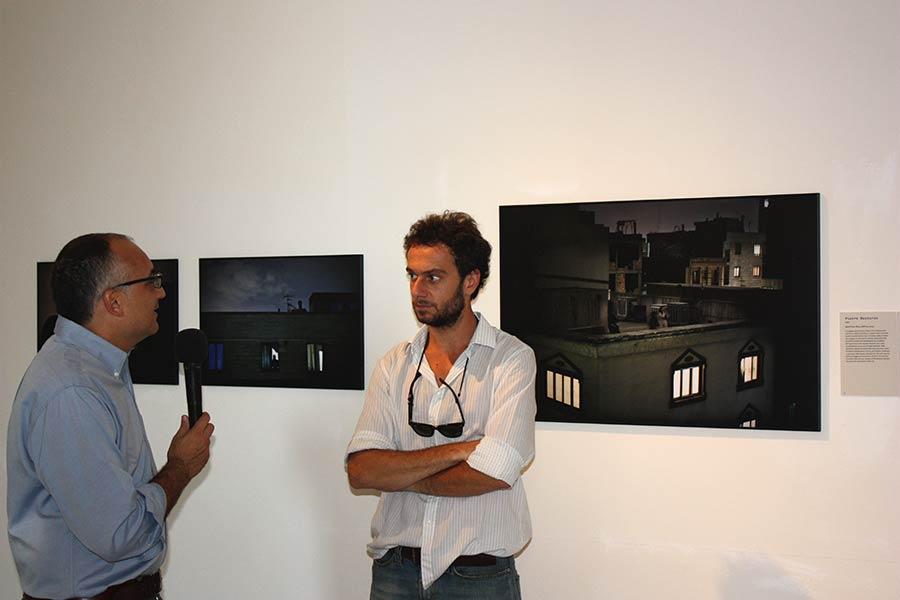 Pietro Masturzo intervistato da Adriano Albano