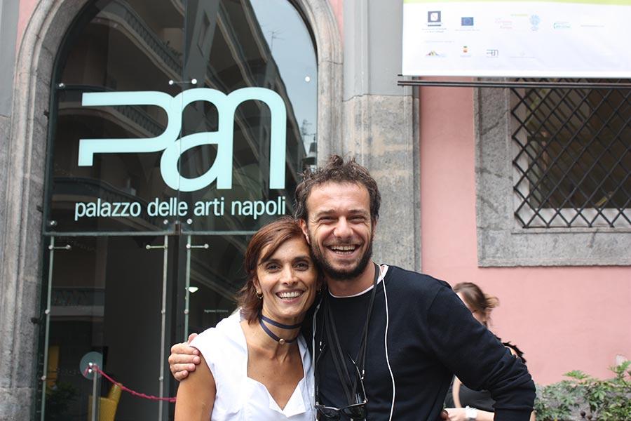 Rossella Paduano e Pietro Masturzo
