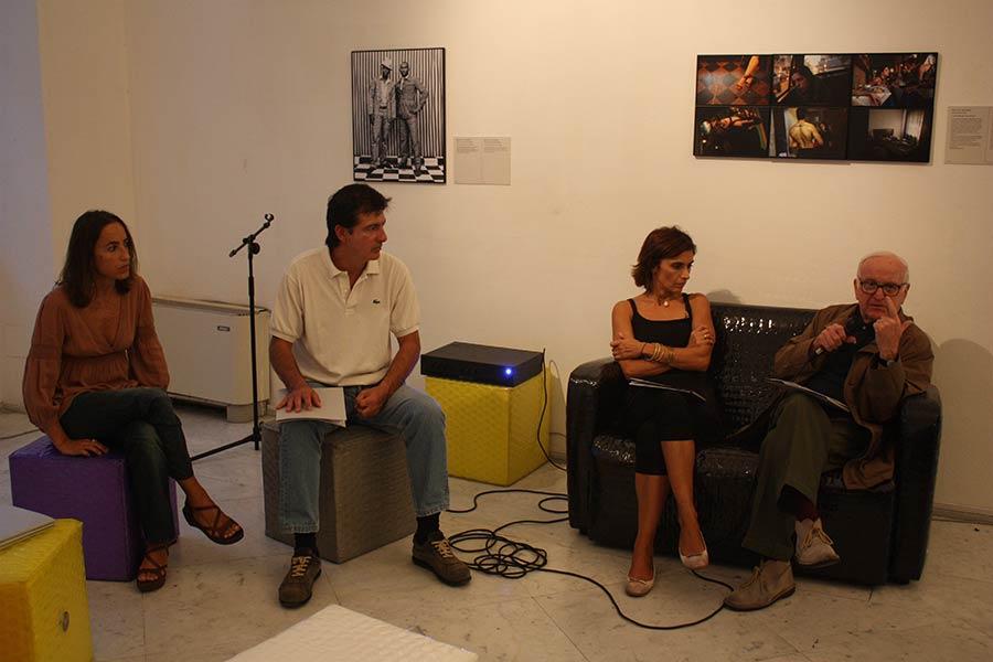 talk professione fotoreporter Lucarelli D'Alessandro