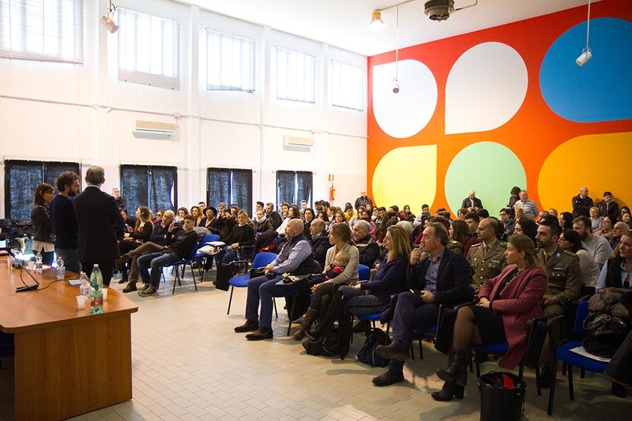 mostra scatta la notizia - conferenza stampa